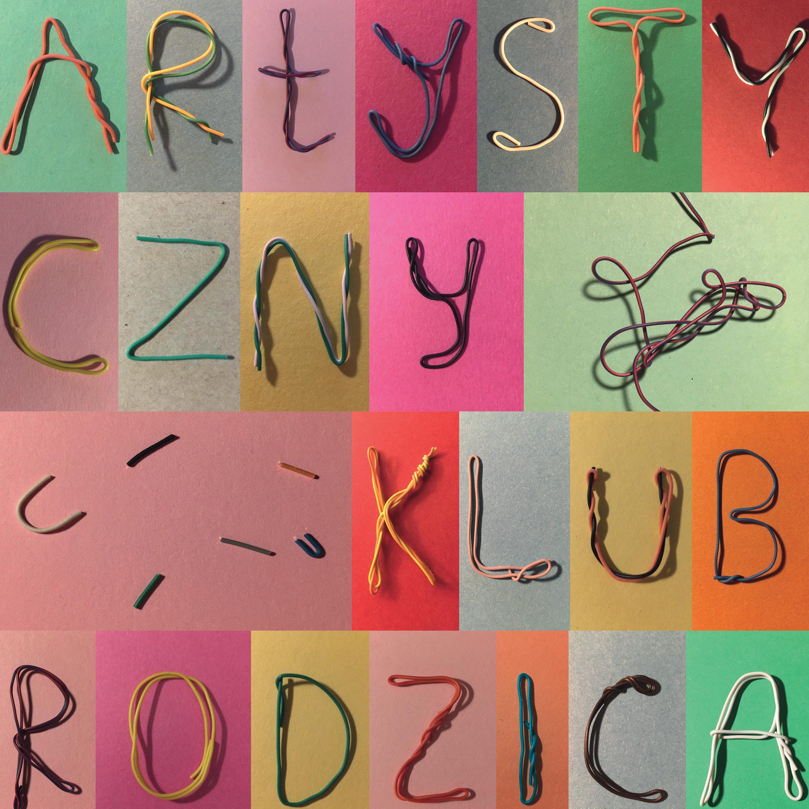 """Artystyczny Klub Rodzica """"O rety, ale portrety!"""""""