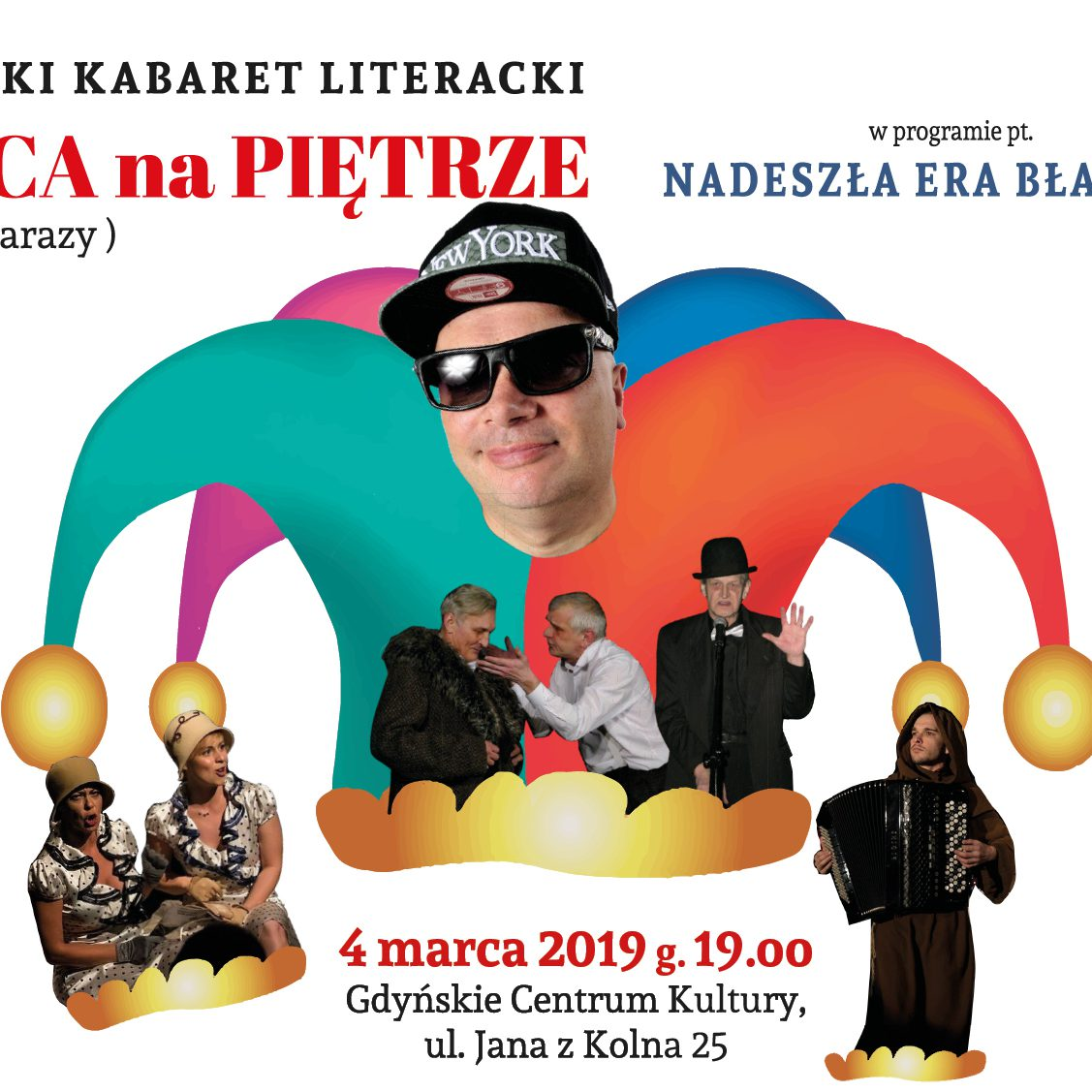"""Trójmiejski Kabaret Literacki """"Piwnica na Piętrze"""""""