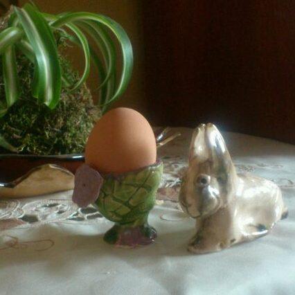 """Warsztaty ceramiczne """"Wielkanoc"""""""