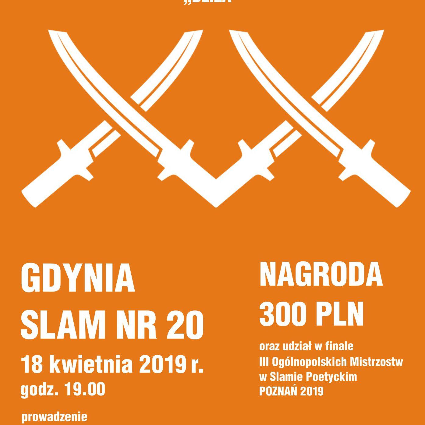 Gdynia Slam nr 20