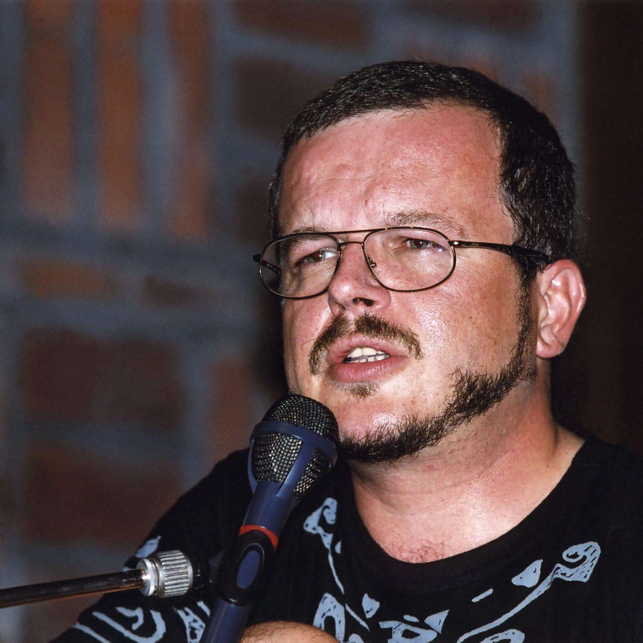 """Jacek Kaczmarski """"Świadectwo"""""""