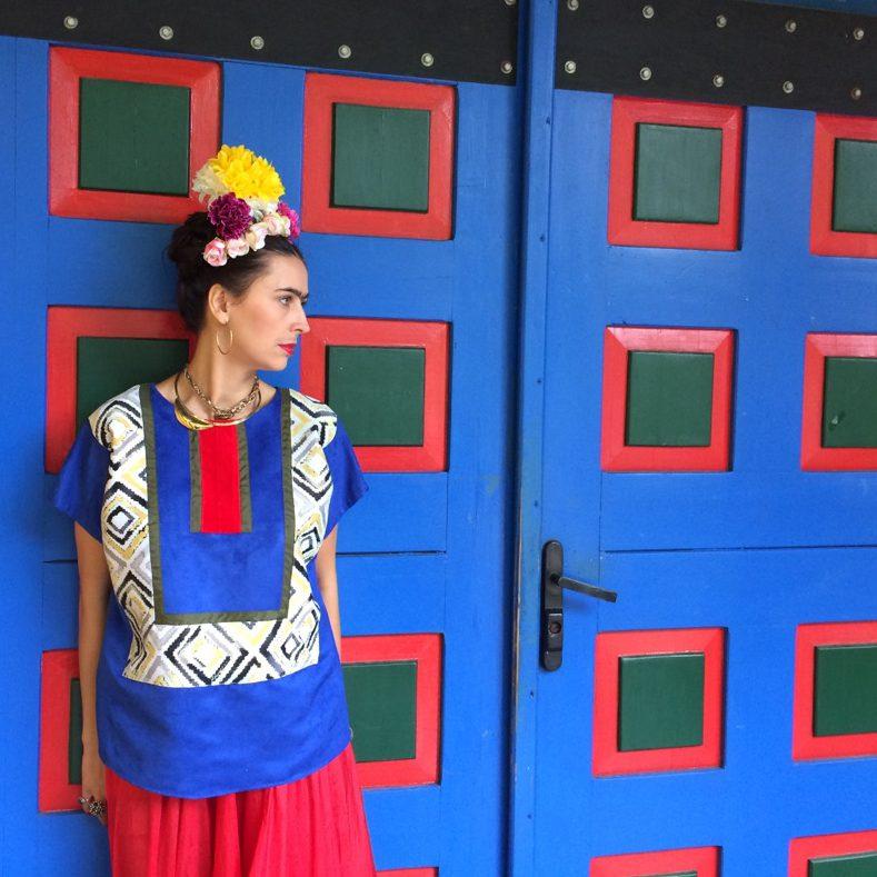 """Frida. Życie Sztuka Rewolucja – w ramach projektu """"Młodzież w teatrze"""""""