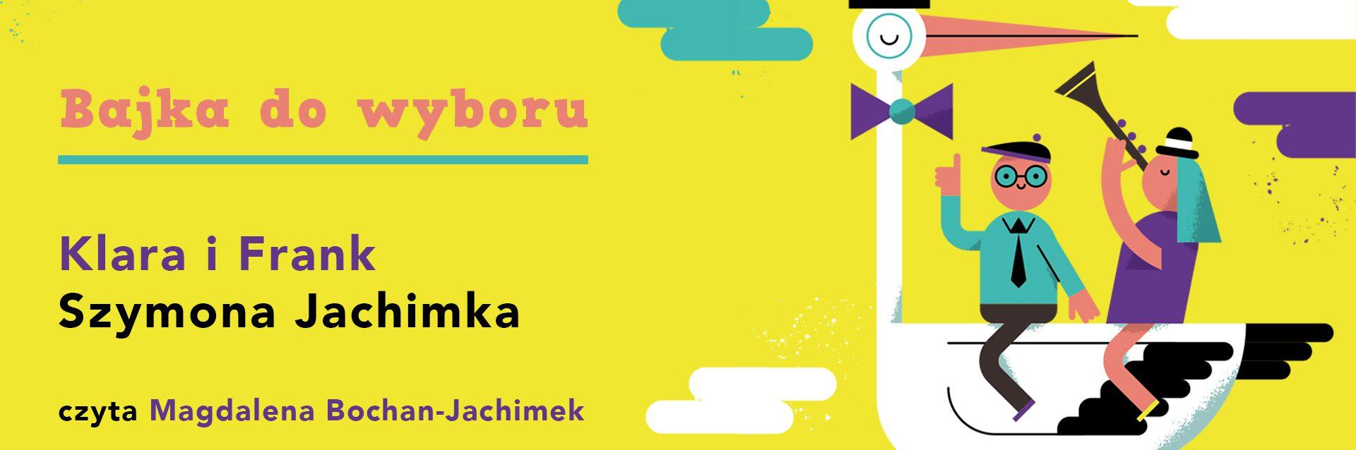"""Bajka do wyboru… """"Klara i Frank"""" PREMIERA ONLINE"""