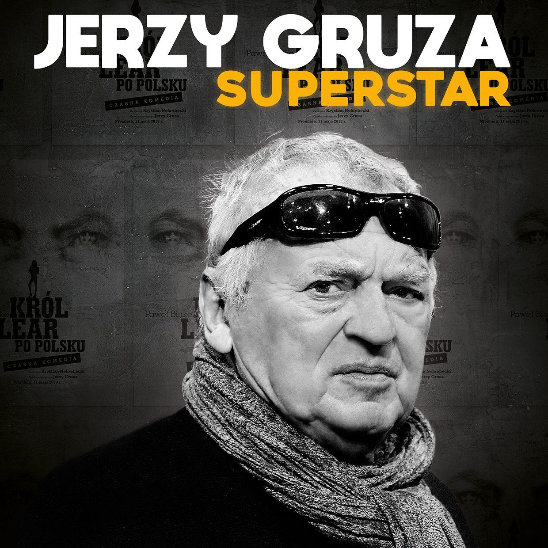 Jerzy Gruza SUPERSTAR