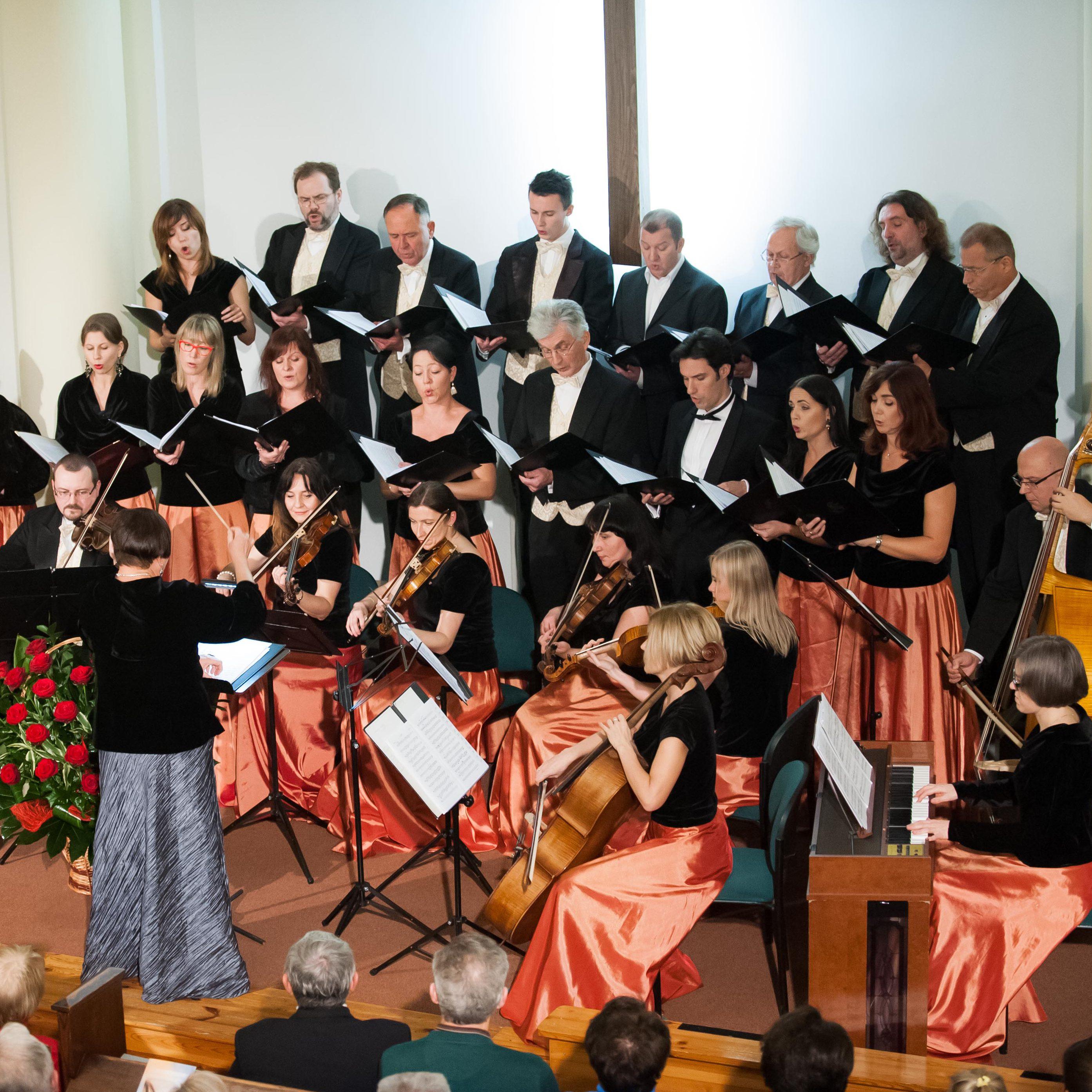 Koncert ze Studia Konsulat – Cappella Gedanensis