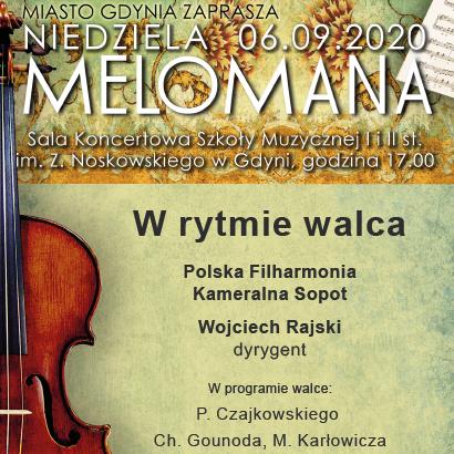 """Niedziela Melomana """"W rytmie walca"""""""