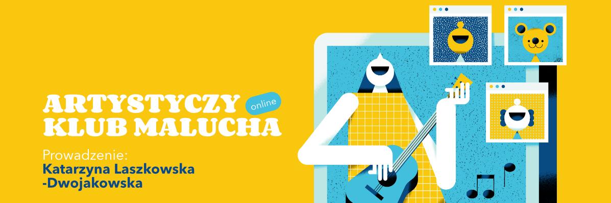 """Artystyczny Klub Malucha online – """"Hu hu ha – nasza zima zła!"""""""