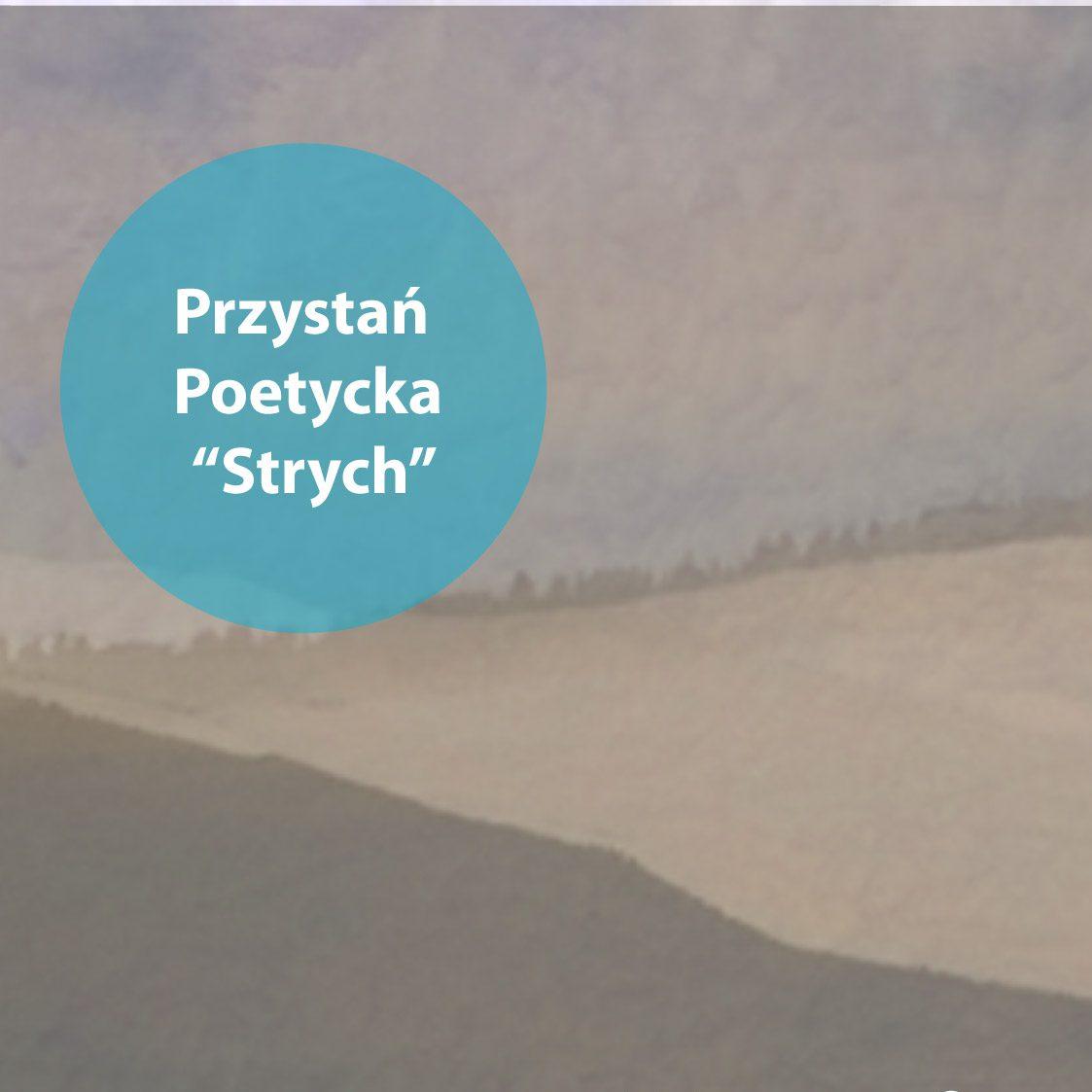 """Przystań Poetycka """"Strych"""" – Kasia Szweda"""
