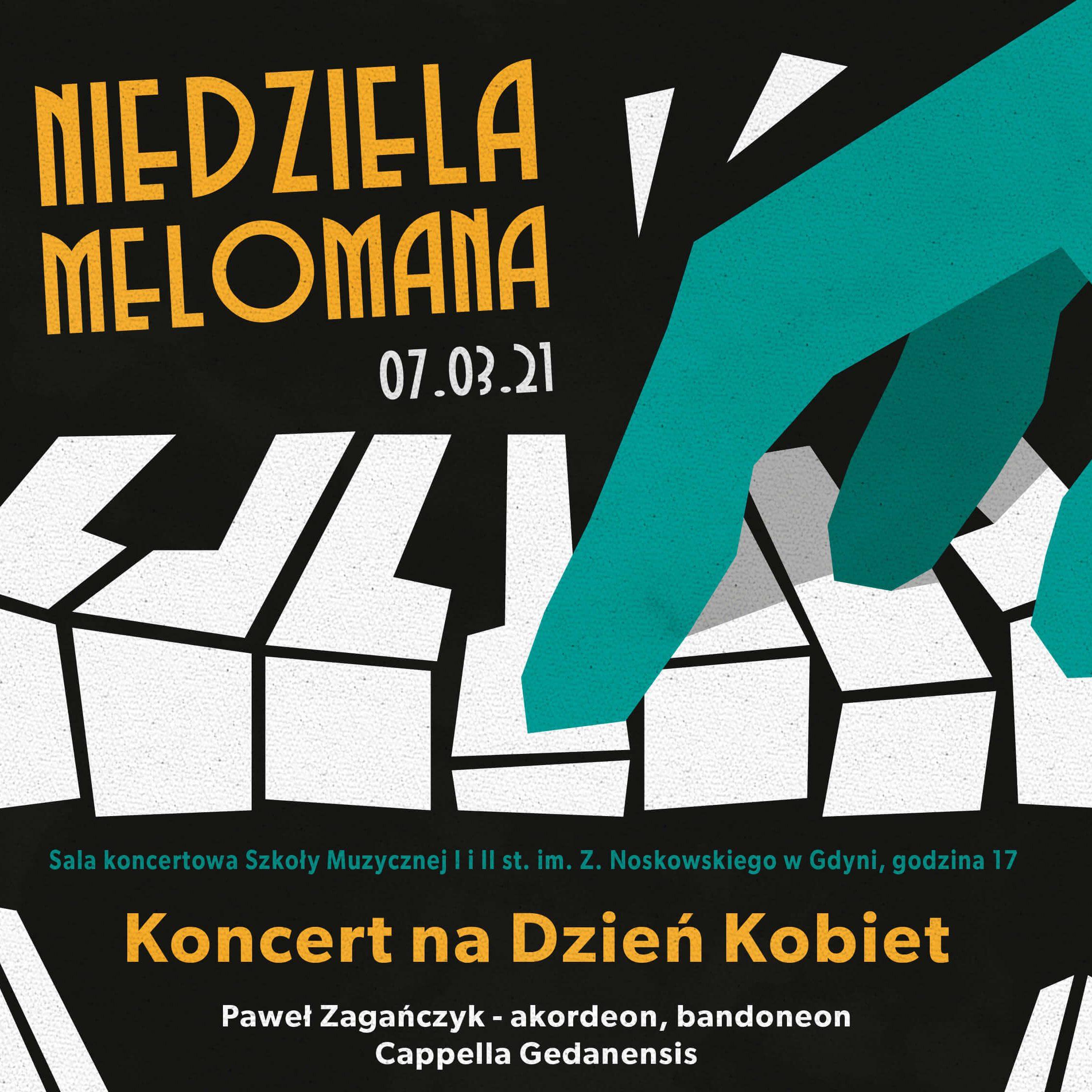 Niedziela Melomana – Koncert na Dzień Kobiet