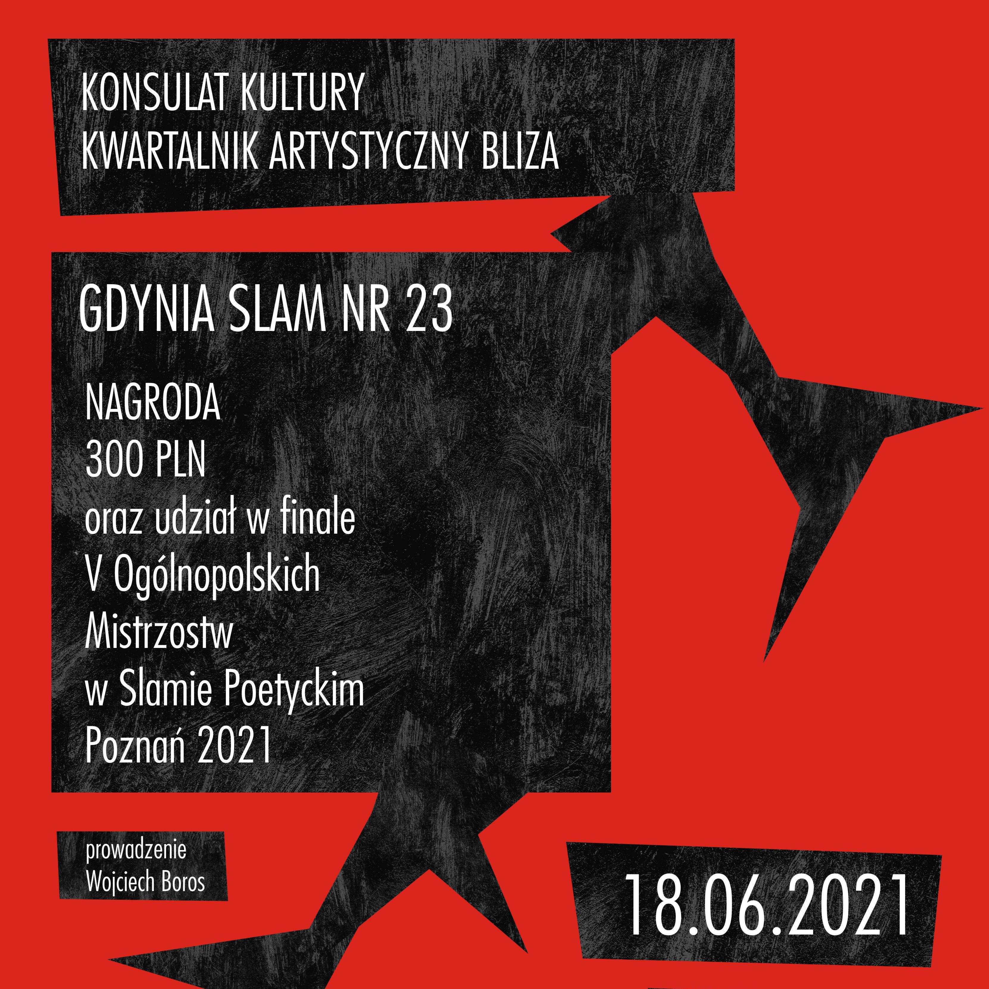 Gdynia Slam nr 23