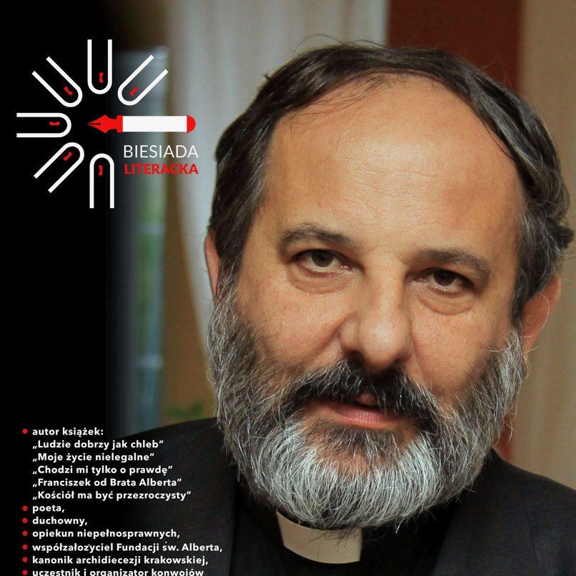 Biesiada Literacka – ks. Tadeusz Isakowicz-Zaleski